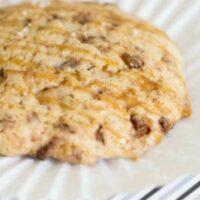 Caramel Christmas Cookie Recipe
