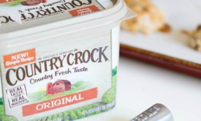 Country Crock Cookie Recipe