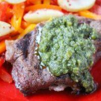 Easy Indoor Grill Steak Recipe