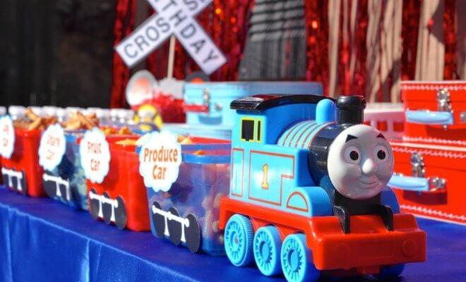 21 Thomas the Train Birthday Party Ideas