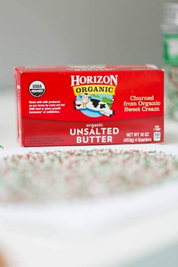 Horizon Organic Butter