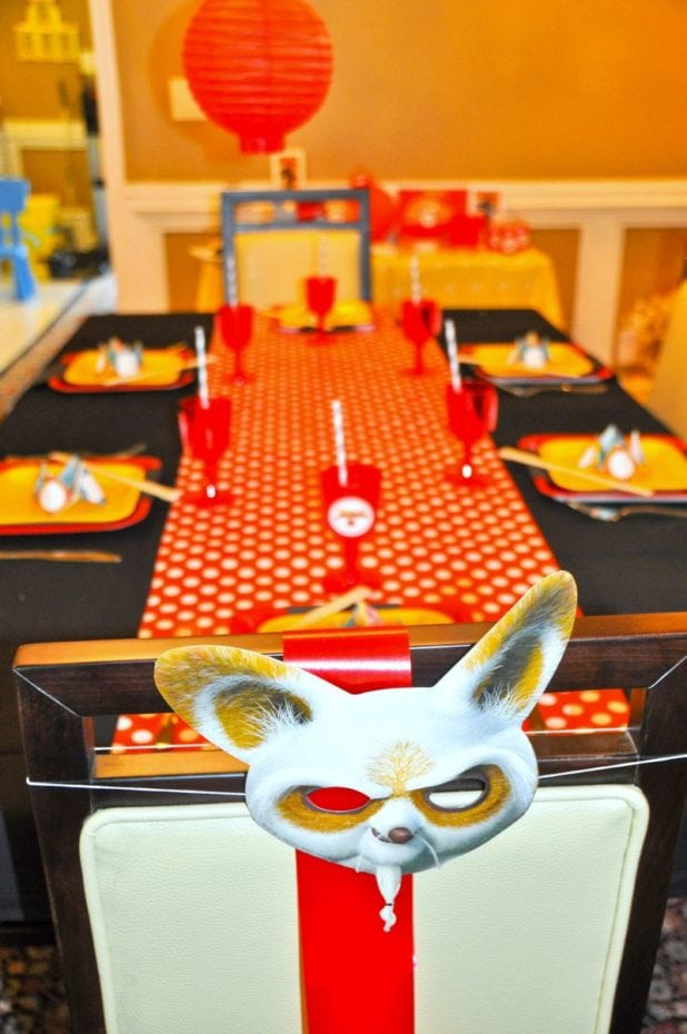17 Cool Kung Fu Panda Party Ideas Spaceships And Laser Beams