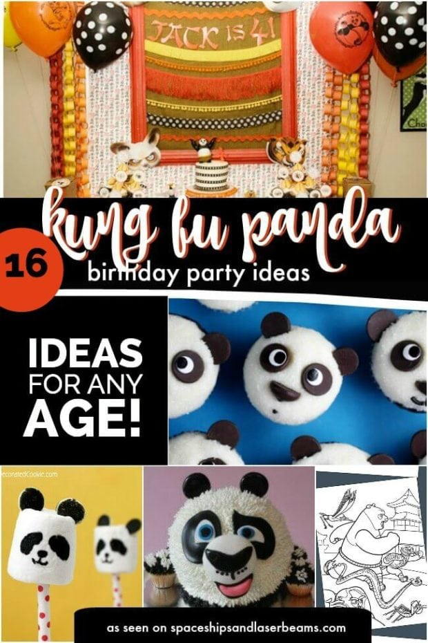 Amazing Kung Fu Panda Birthday Party Ideas Both Boys and Girls Will Live