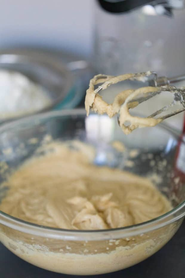 Easy Salted Peanut Cookies