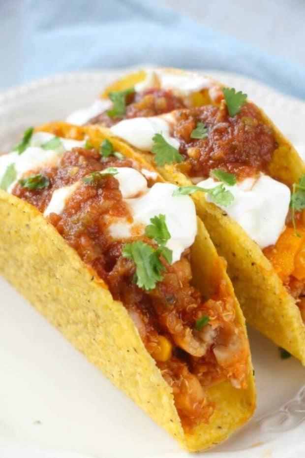 Veggie Taco Recipe