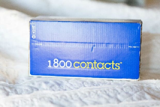 ... save $10 on... 1 800 Contacts Order