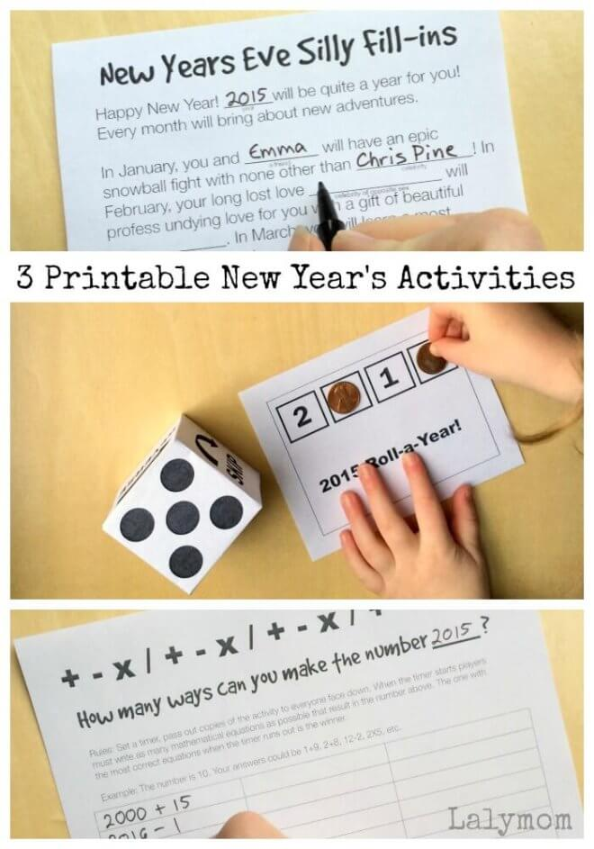 The Ultimate NYE Party: 15 New Year's Eve Party Games ...