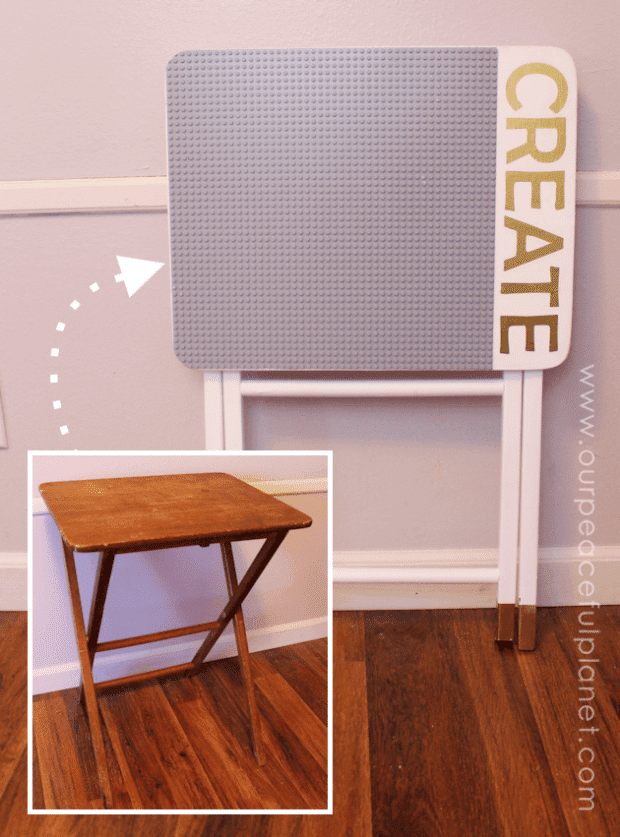 28 LEGO Tables with Storage We Love | Spaceships and Laser Beams