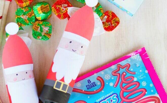 Fun stocking stuffer ideas with free santa printable Stocking stuffer ideas 2016