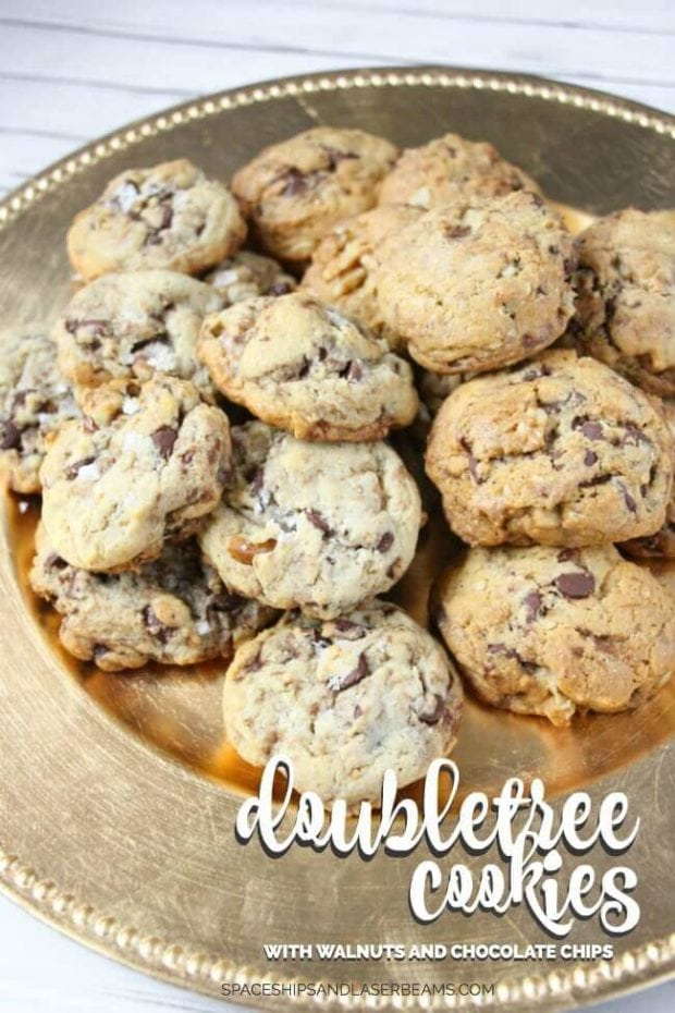 Doubletree Cookies