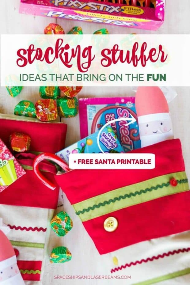 Fun Stocking Stuffer Ideas
