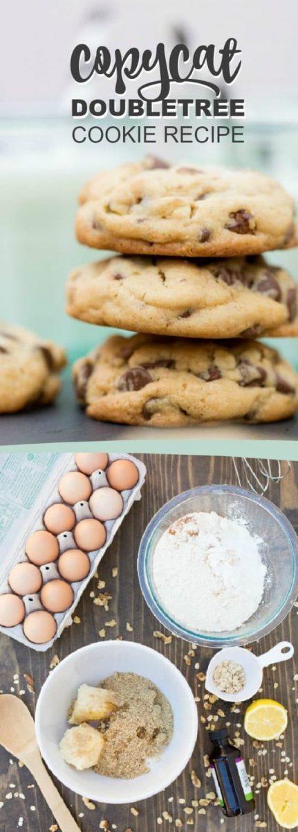 Best doubletree cookie recipe - copycat of the famous cookie recipe from Hilton Doubletree hotels