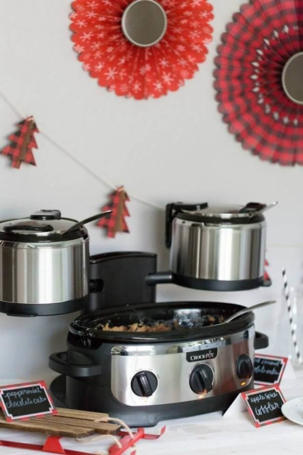 Crockpot Serving Ideas
