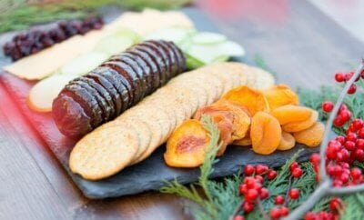 New Year's Eve or Christmas Party Food Ideas