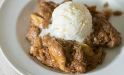 Slow Cooker Dessert Ideas