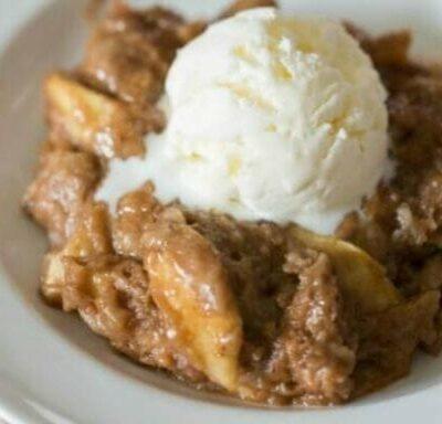 Slow Cooker Dessert Ideas