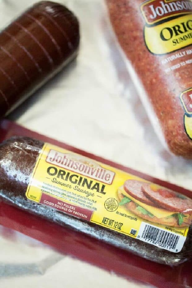 Johnsonville Original Summer Sausage