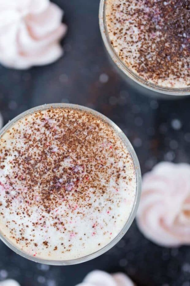 Peppermint Expresso Drink