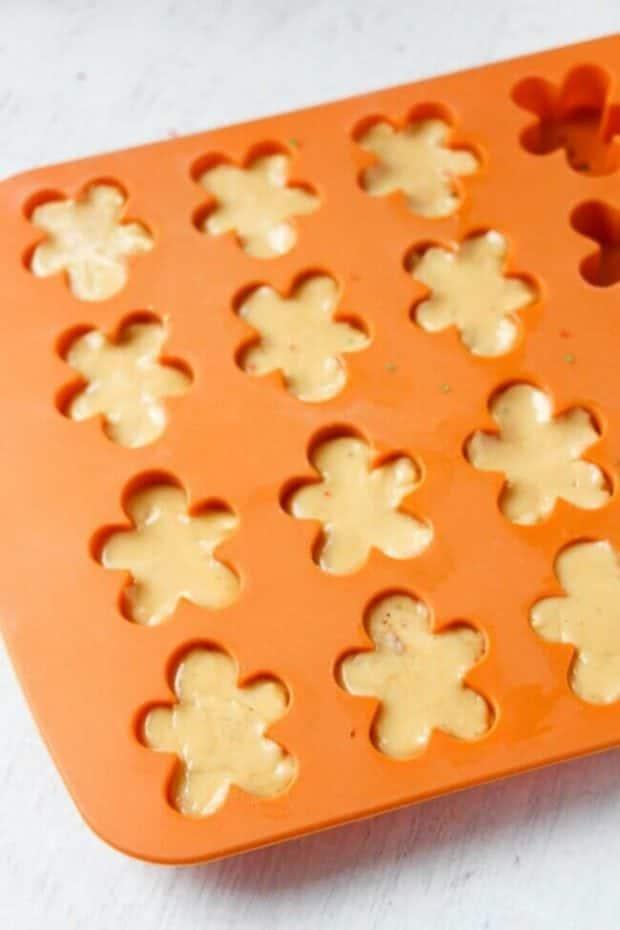 Silicon Gingerbread Man Mold