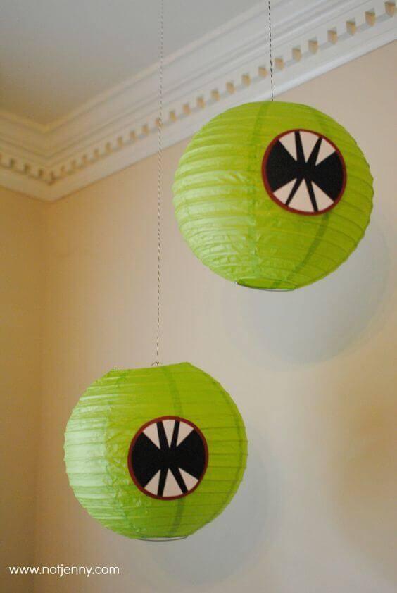 Skylanders Chompy Lanterns