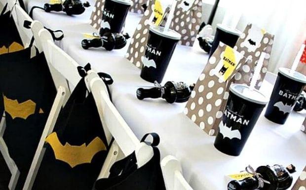 22 batman birthday party ideas