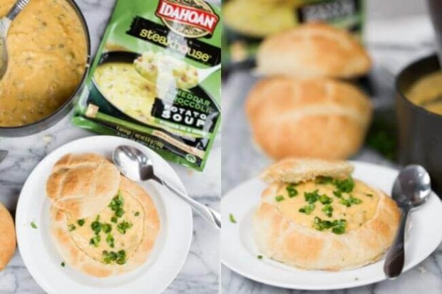 Delicious Bread Bowl Recipe