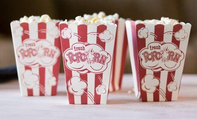 Peanut Butter & Caramel Popcorn