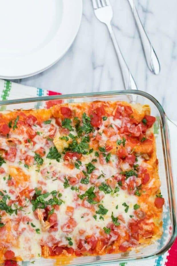 Easy Fiesta Chicken Recipe