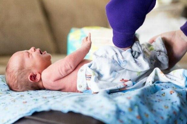 Newborn Baby Mom Advice