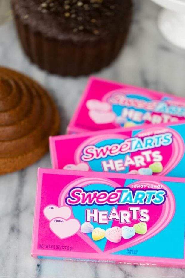 Sweetarts Hearts