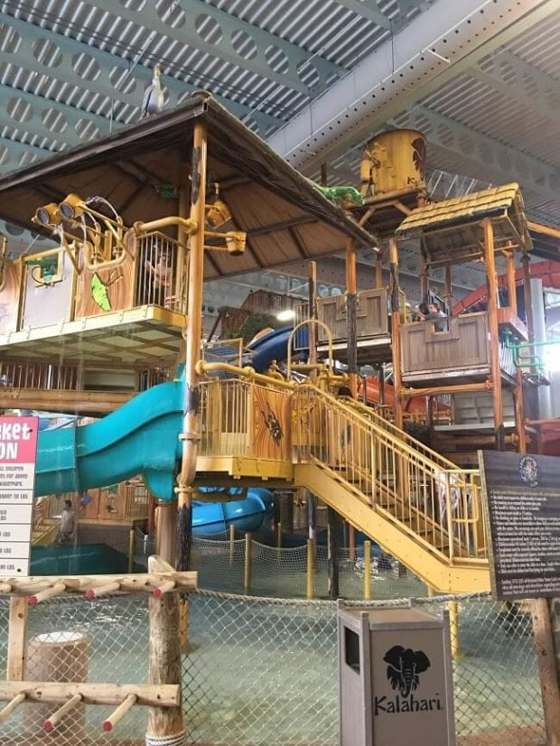 Kalahari Kid's Area