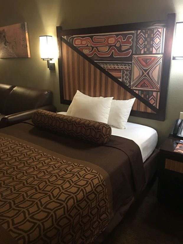 Kalahari Resort Bedroom