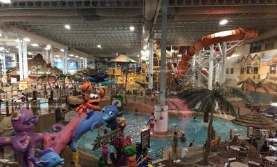Kalahari Water Park for Kids