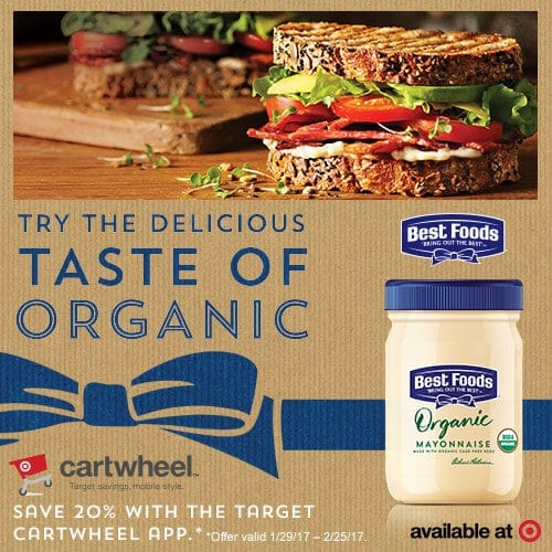 Best Food's Organic Mayonaise