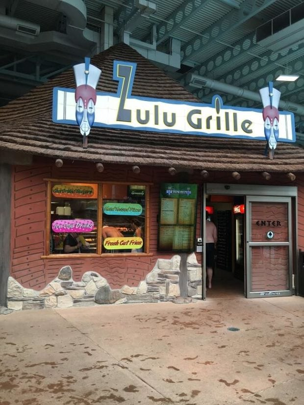 Zulu Grille at Kalahari
