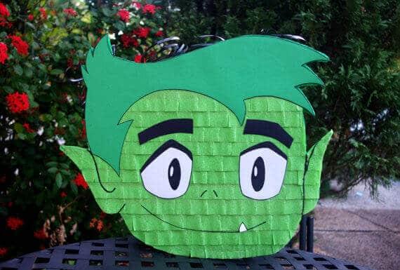 19 Awesome Teen Titans Go Birthday Party Ideas