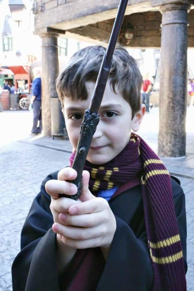 Harry Potter Wand at Universal Orlando