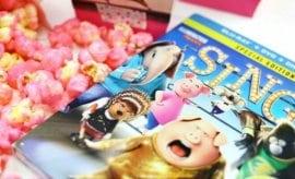 Pink Popcorn That Will Make You Sing