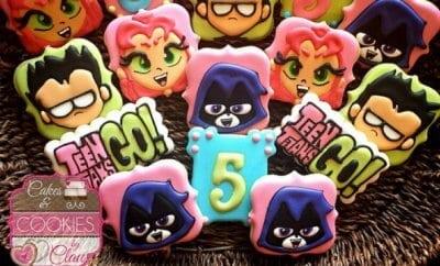 teen titans go birthday party ideas for boys