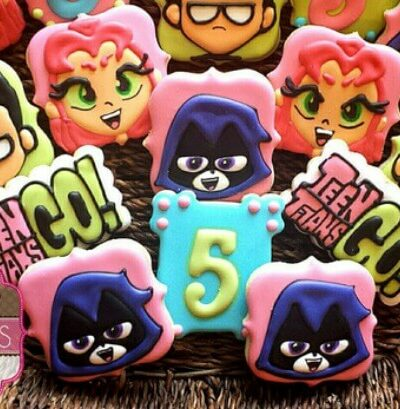 teen titans go birthday party ideas for boys