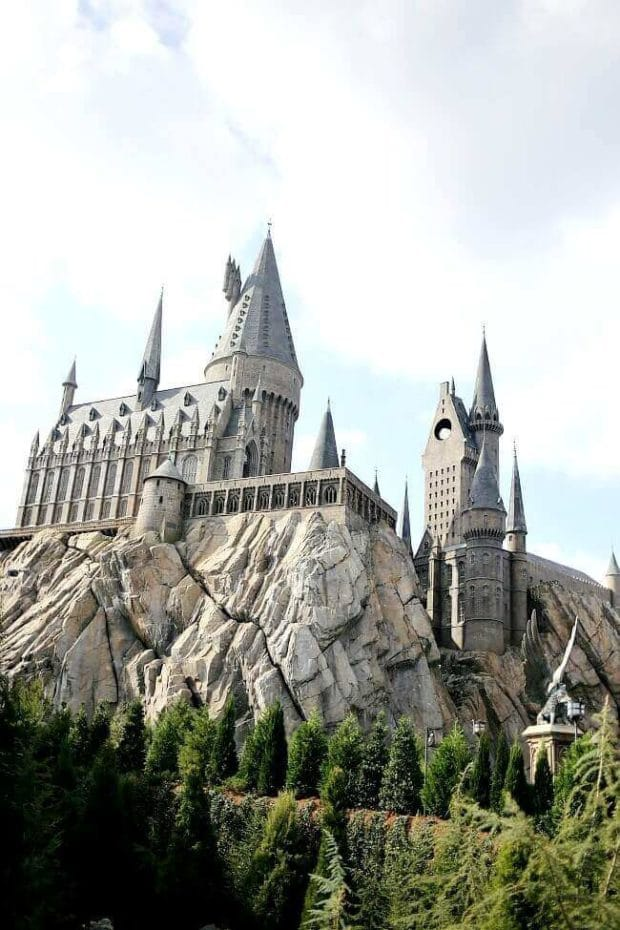 Howarts School Ride at Universal Orlando Wizarding World of Harry Potter