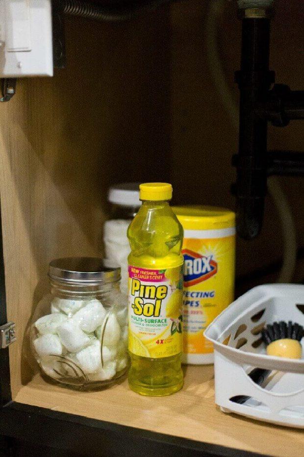 Organize Your Kitchen