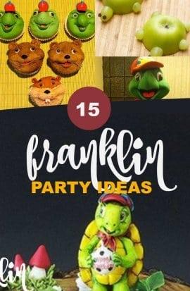 Franklin Birthday Party Ideas for Boys