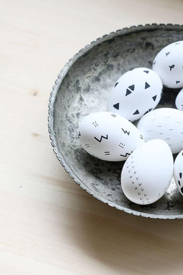 Scandinavian DIY Eggs