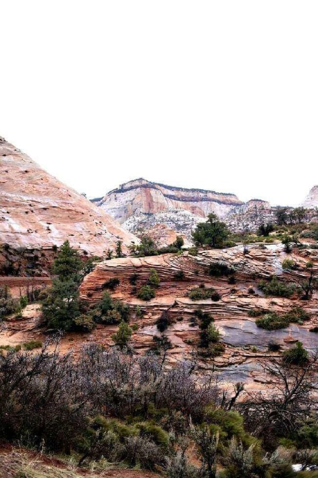 Hike at Zion National Park