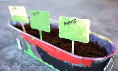 Creating Kid's Garden Ideas