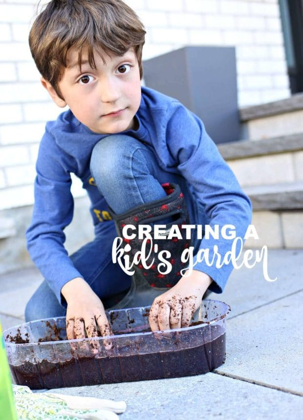 How to Create a Kid's Garden