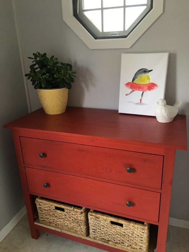 Mudroom Makeover DIY Weekend Project