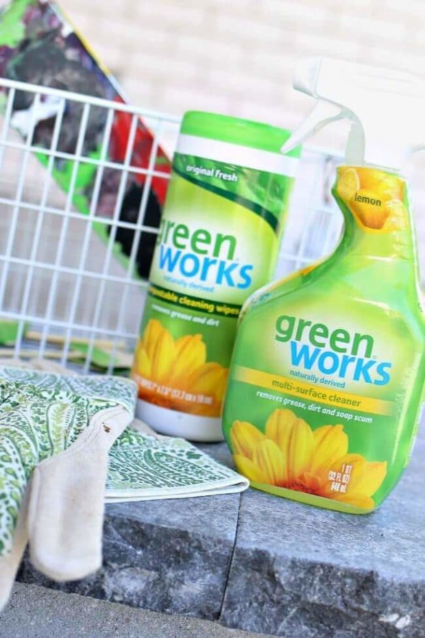 Green Works Cleaning Supplies