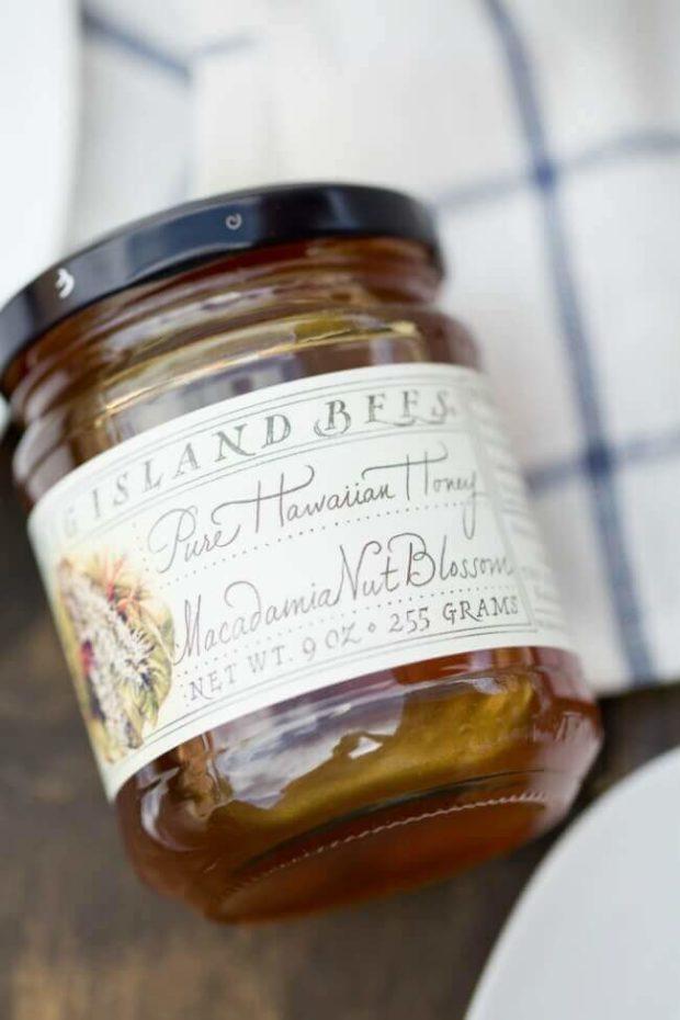Island Bees Honey